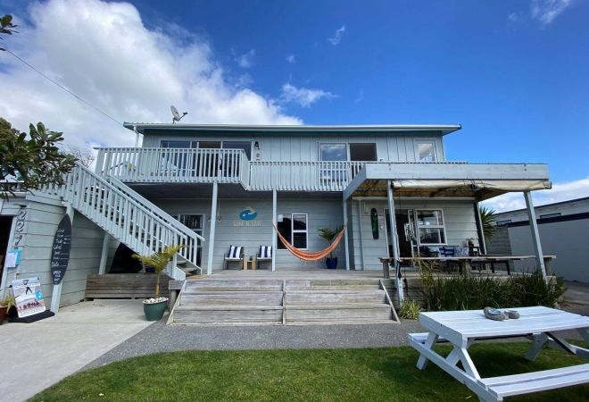 Exclusive use of Lodge SurfnStay Whangamata