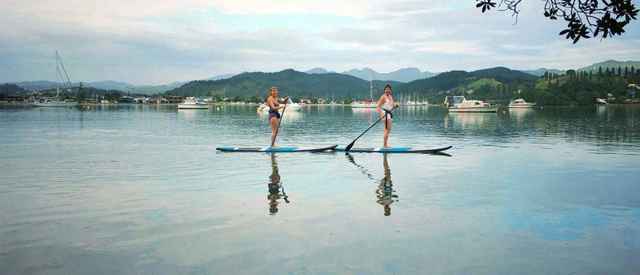 Intro to Paddle Boarding